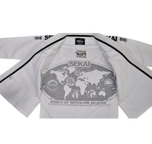 Load image into Gallery viewer, Fuji Sekai Jiu Jitsu Gi