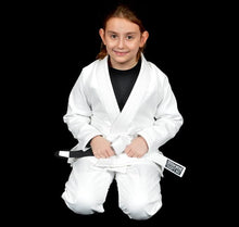 Load image into Gallery viewer, 93 Brand Standard Issue V1.2 Children's Jiu Jitsu Gi - White
