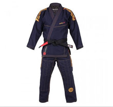 Load image into Gallery viewer, Tatami Estilo 6.0 Women's Jiu Jitsu Gi - Navy/Gold