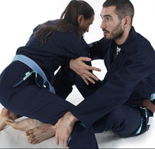 Load image into Gallery viewer, 93 Brand SS2 Jiu Jitsu Gi - Navy