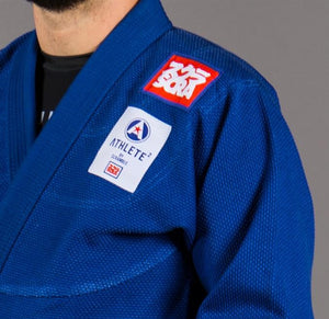 Scramble Athlete 2.0 Blue Jiu Jitsu Gi