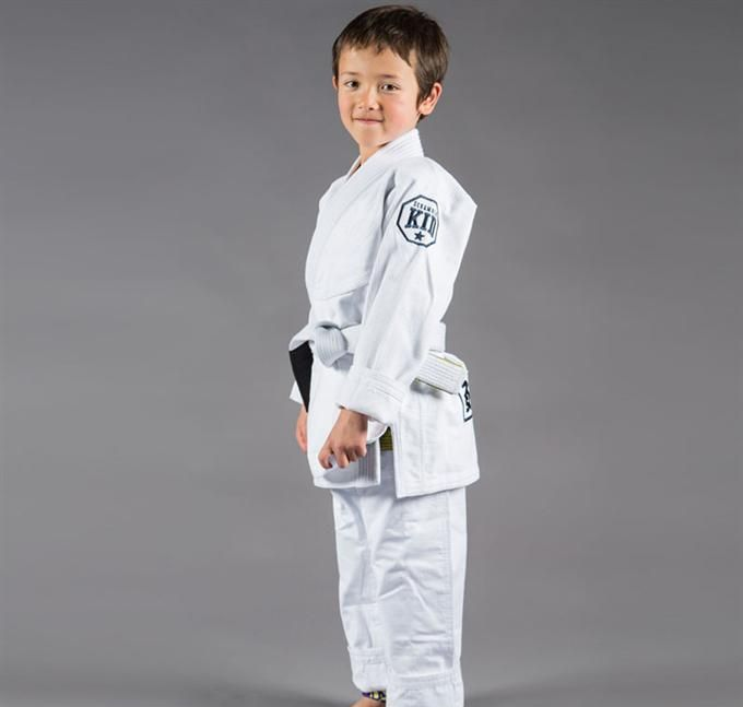 Scramble Children's Jiu Jitsu Gi