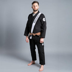 Scramble X 100Athletic Jiu Jitsu Gi – Black