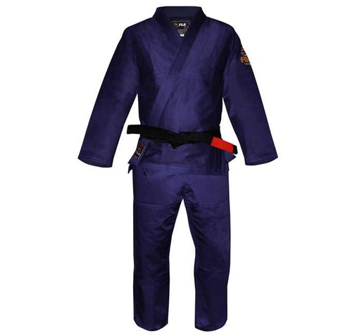 Fuji Single Weave Navy BJJ Gi