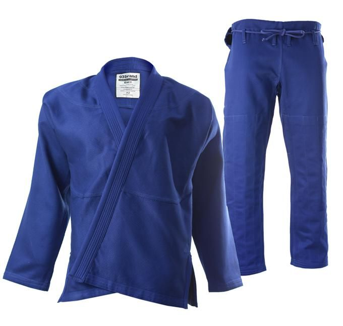 93 Brand Standard Issue Blue Jiu Jitsu Gi