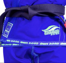 Load image into Gallery viewer, Fuji Suparaito Jiu Jitsu Gi - Blue