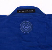 Load image into Gallery viewer, Tatami Estilo 6.0 Women's Jiu Jitsu Gi - Blue/Navy