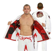 Load image into Gallery viewer, Venum Absolute 2.0 Crimson Viper Jiu Jitsu Gi