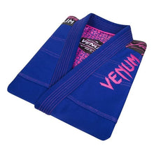 Load image into Gallery viewer, Venum Challenger 2.0 Women's Blue Jiu Jitsu Gi