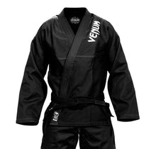 Load image into Gallery viewer, Venum Challenger 3.0 Jiu Jitsu Gi - Black