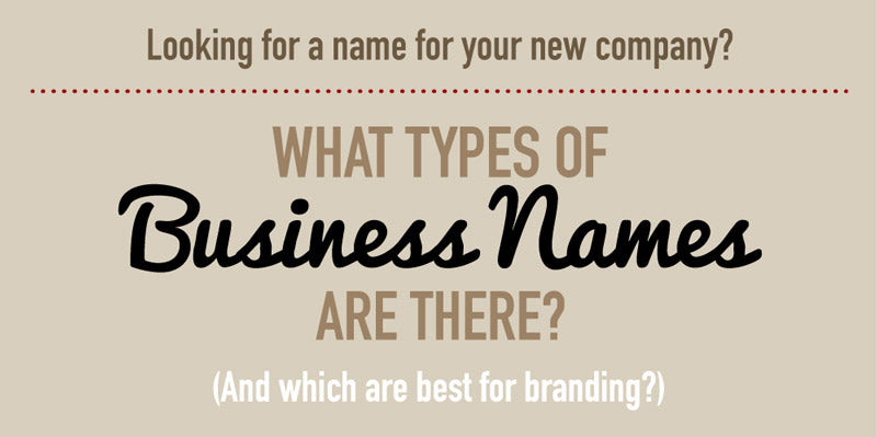 Every type of business name in world (probably)
