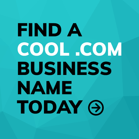 Find your cool business name today
