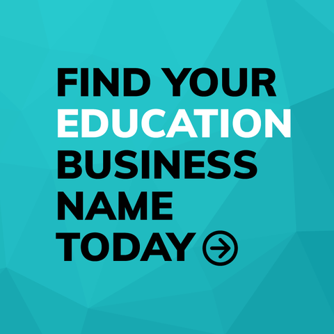 Education Business Names