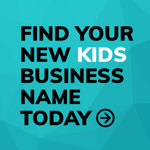 Kids Business Names