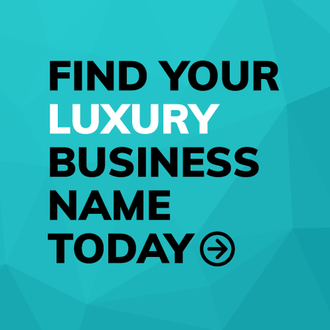 Luxury Business Names