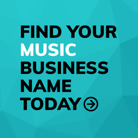 Music Business Names