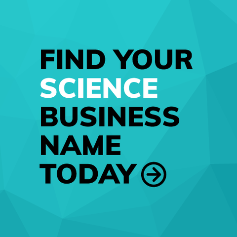 Science Business Names