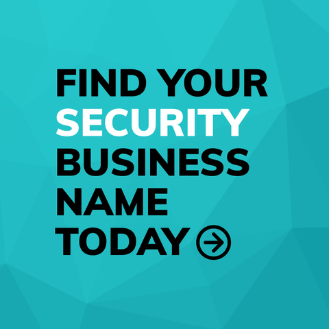 Security Domain Name Ideas