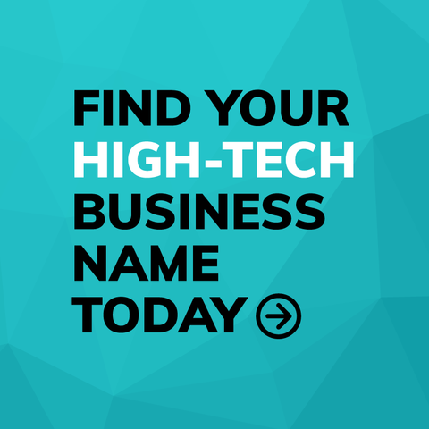 Software and Technology Business Names