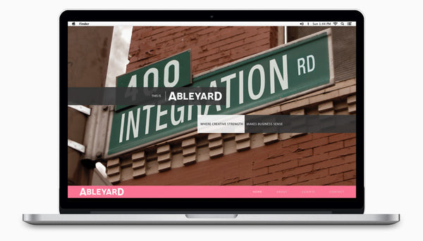 AbleYard - business naming case study
