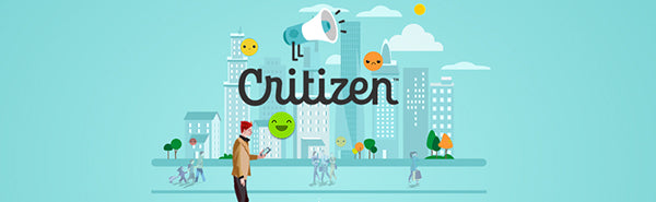 Visit the Critizen website