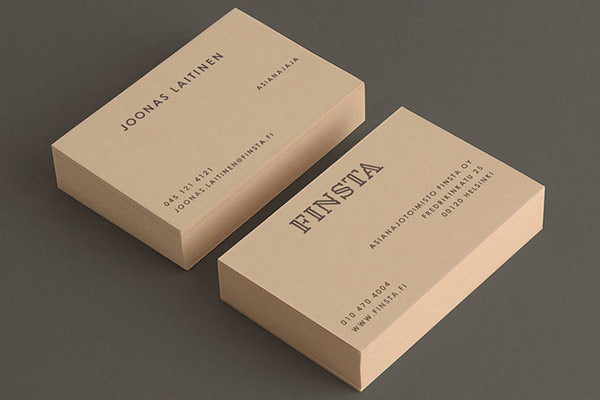 Finsta law firm branding