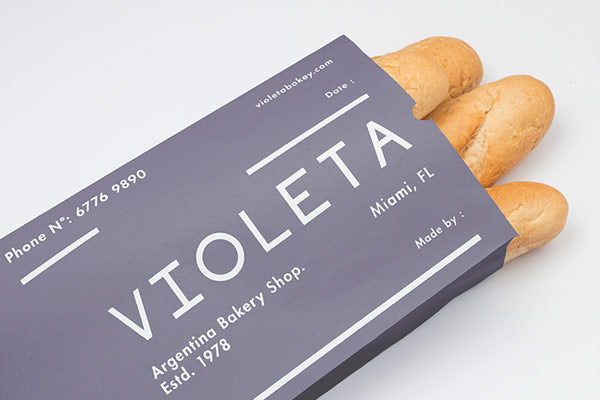 The Violeta Bakery brand