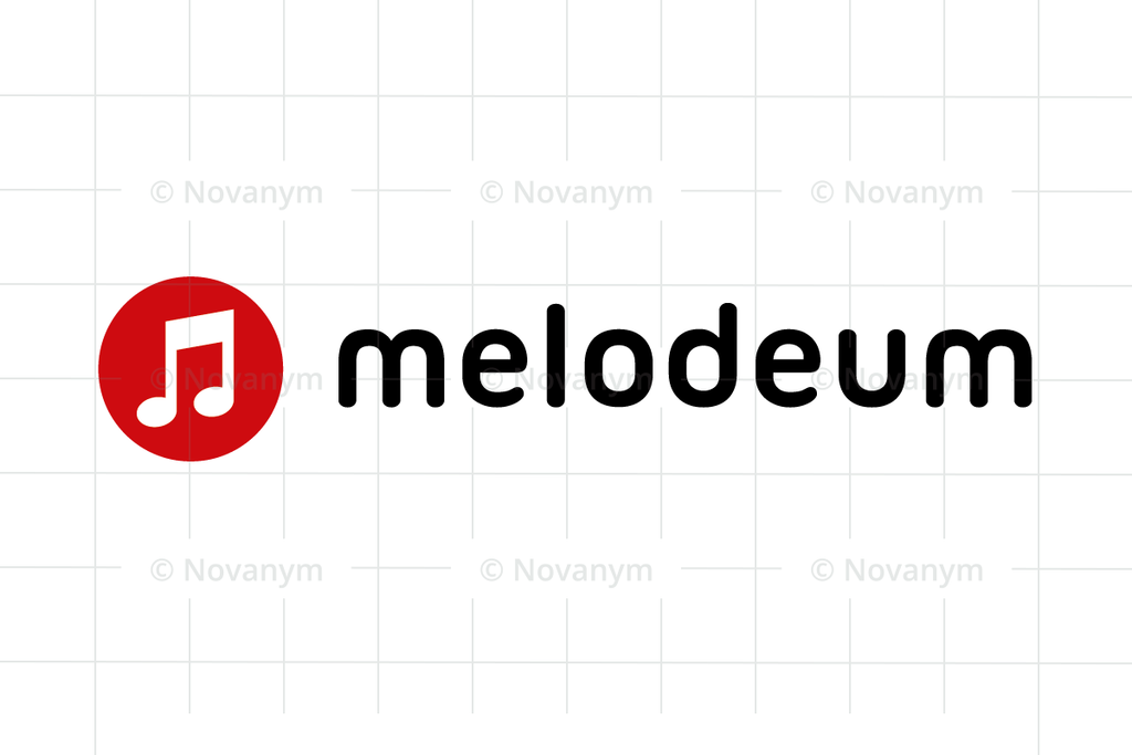 Melodeum is a brandable business name for sale