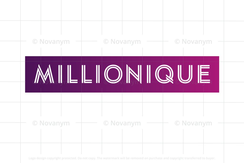 Luxury Business Names Collection | Novanym