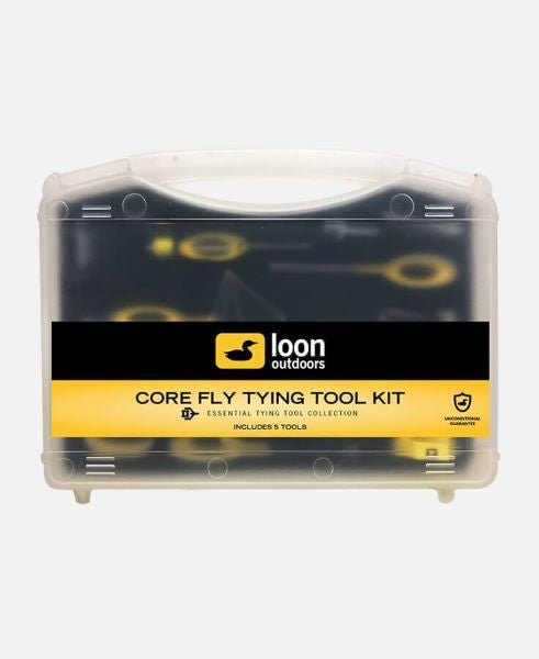 Loon Core Fly Tying Tool Kit