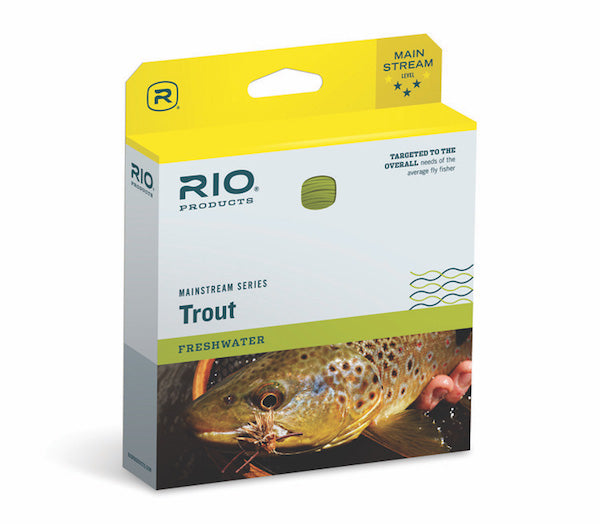 RIO Mainstream Trout Fly Line Box