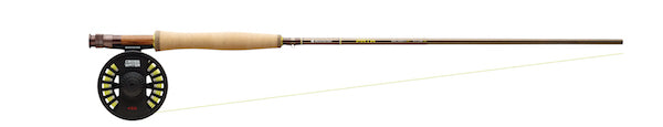 Redington Path II Fly Rod Combo