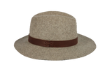 Wool Felt Medium Brim Hat