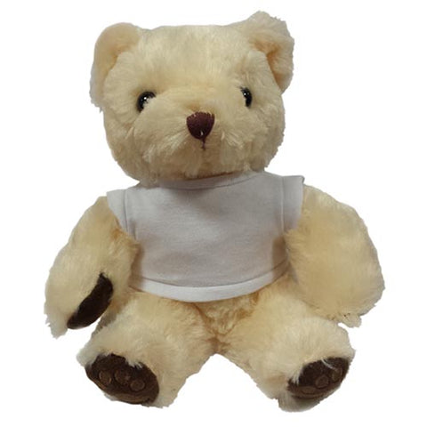 10 Inch Chester Bear with T Shirt