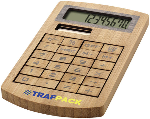Eugene Bamboo Calculators