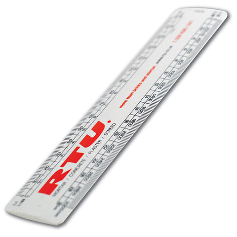150mm Professional Scale Ruler
