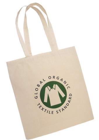 Arley Organic Cotton Shopper Bag