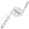 3 in 1 Retractable Charging Cables  - Image 2