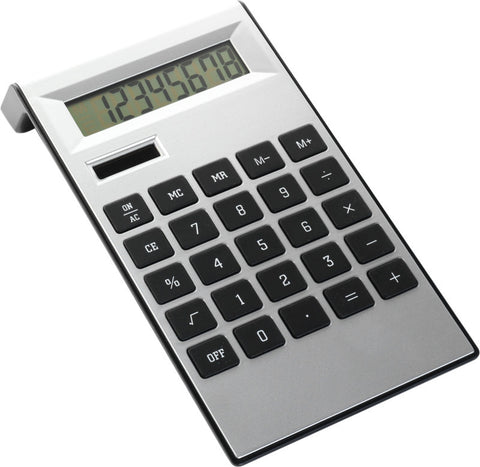 Dual Powered Calculators