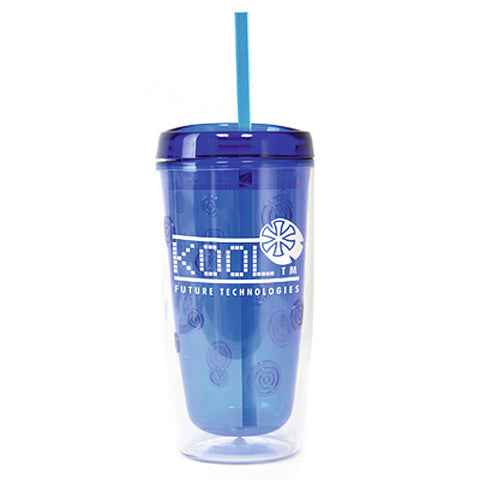 450ml Double Walled Plastic Tumblers
