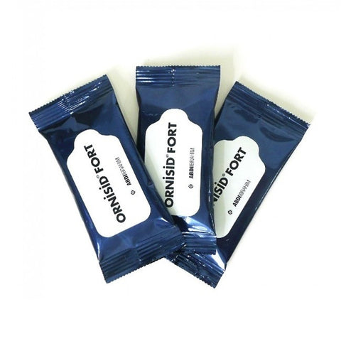 5 Piece Wet Wipes - Adband
