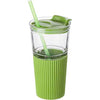500ml Glasses with Straws  - Image 5