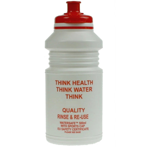 500ml Watersafe Sports Bottles