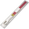5 Piece Ruler Set  - Image 4