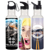 750ml Full Colour Metal Sport Bottles  - Image 4