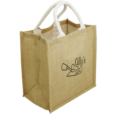 Natural Brighton Jute Bag