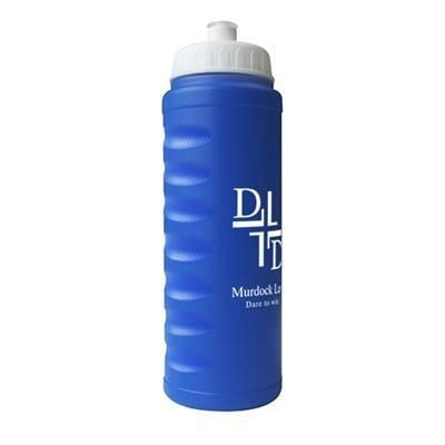 750ml Finger Grip Baseline Sports Bottle
