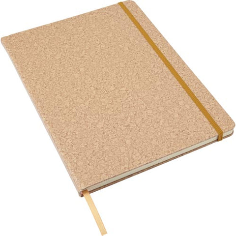 A4 Cork Print Notebooks