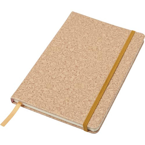 A5 Cork Print Notebooks