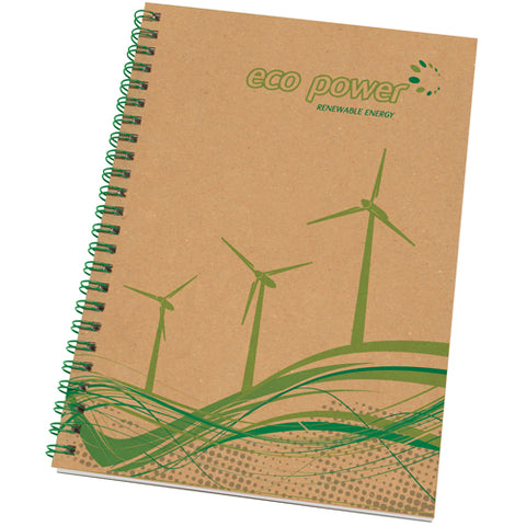 A5 Recycled Card Notepad